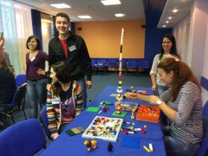 Lego Serious Play в Сбербанке