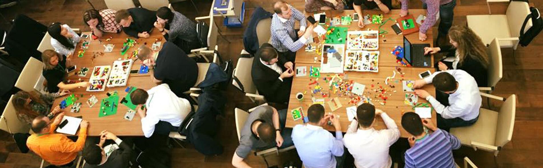 Игра Lego Serious Play