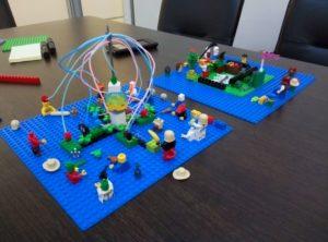 """Бизнес-игра """"Lego Serious Play"""""""