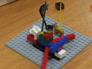 бизнес-игра Lego Serious Play
